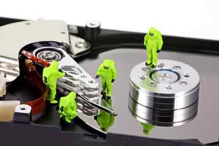 Нова услуга – ремонт на повредени дискове и възстановяване на информация