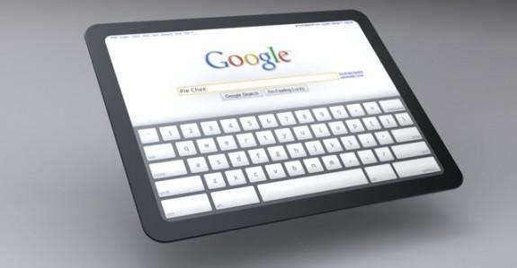 Google проятягат ръка към света на таблетните устройства с помощта на Asus