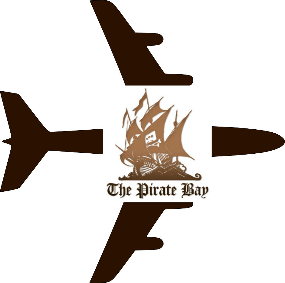 The Pirate Bay буквало политат във орбита