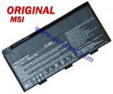 Батерия ОРИГИНАЛНА MSI CR720 GT60 GT660 GT680 GT70 GT780 GX60 GX680 GX780 BTY-M6D - ремаркетирана