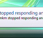 display driver stopped responding